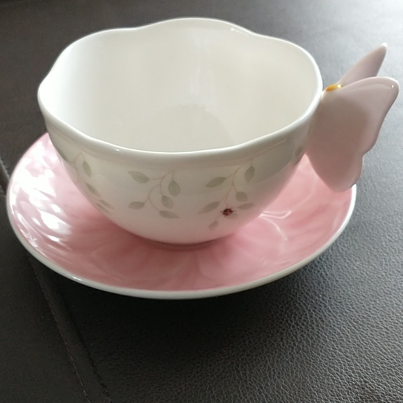 Lenox Butterfly Meadow cup and saucer